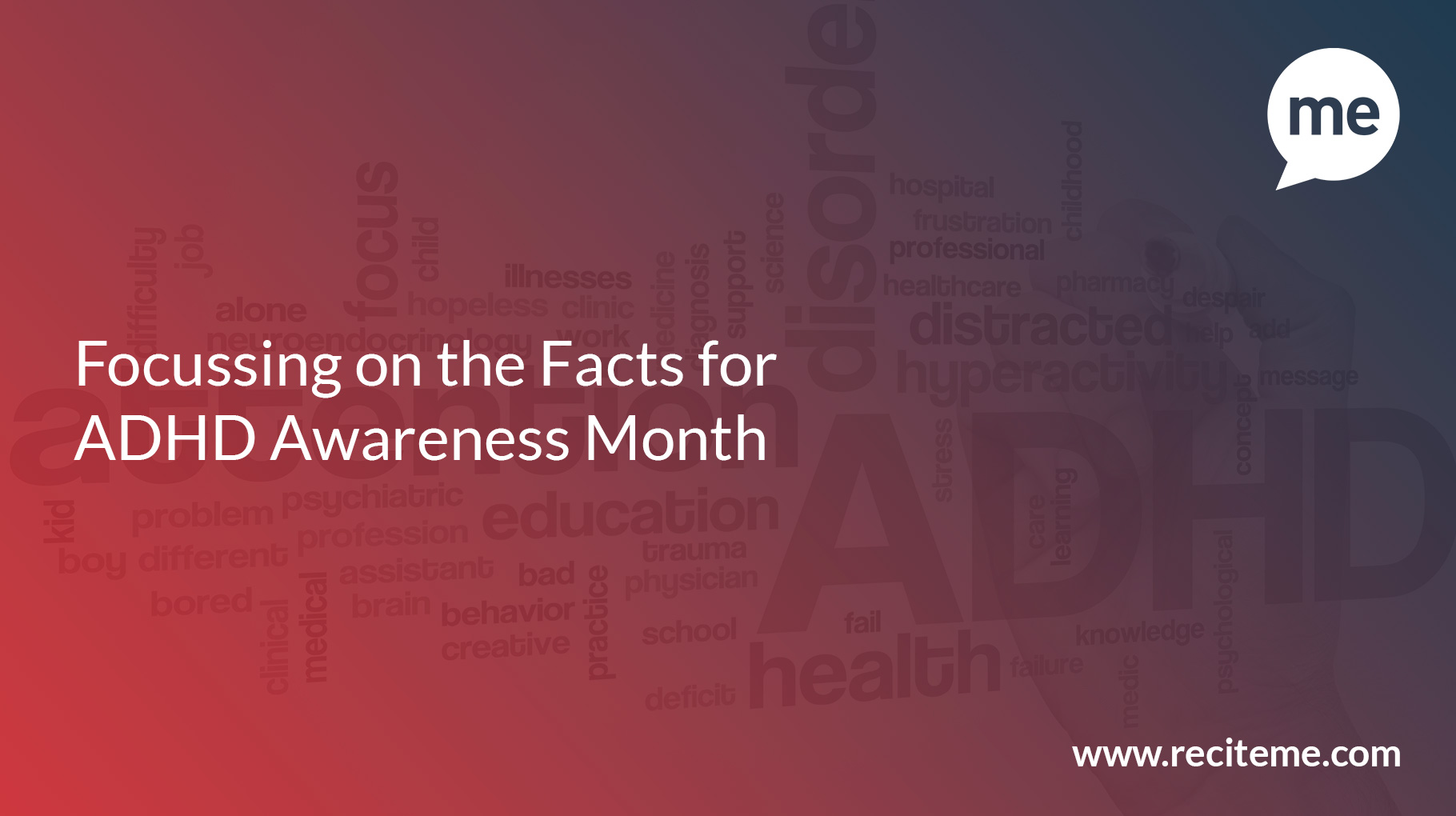 Focussing on the Facts for ADHD Awareness Month