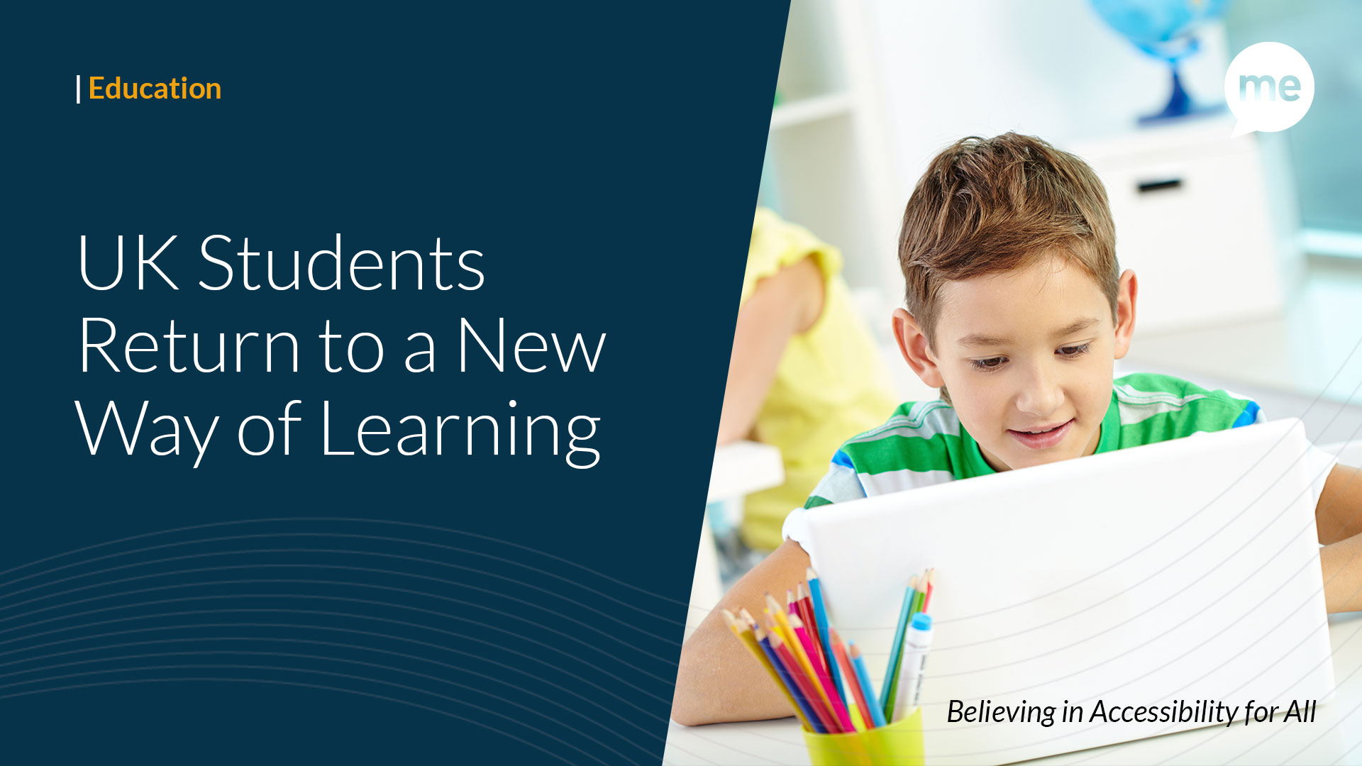 UK Students Return to a New Way of Learning