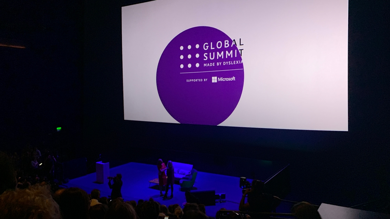 Global Summit Made By Dyslexia