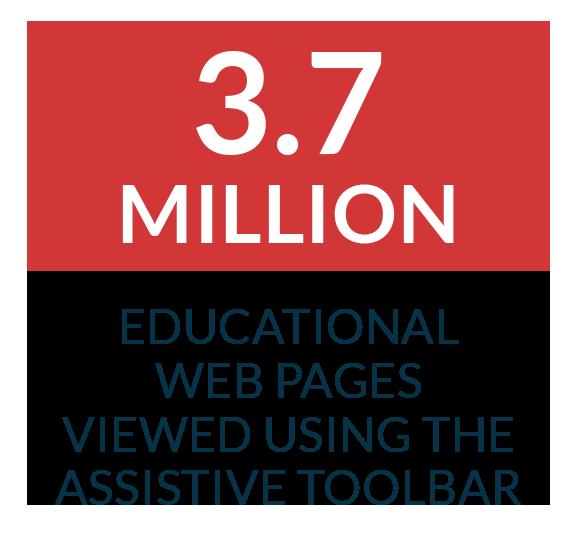 3.7 million educational web pages
