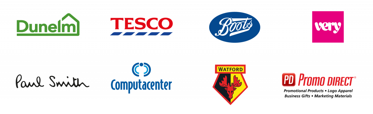 retail sector logos